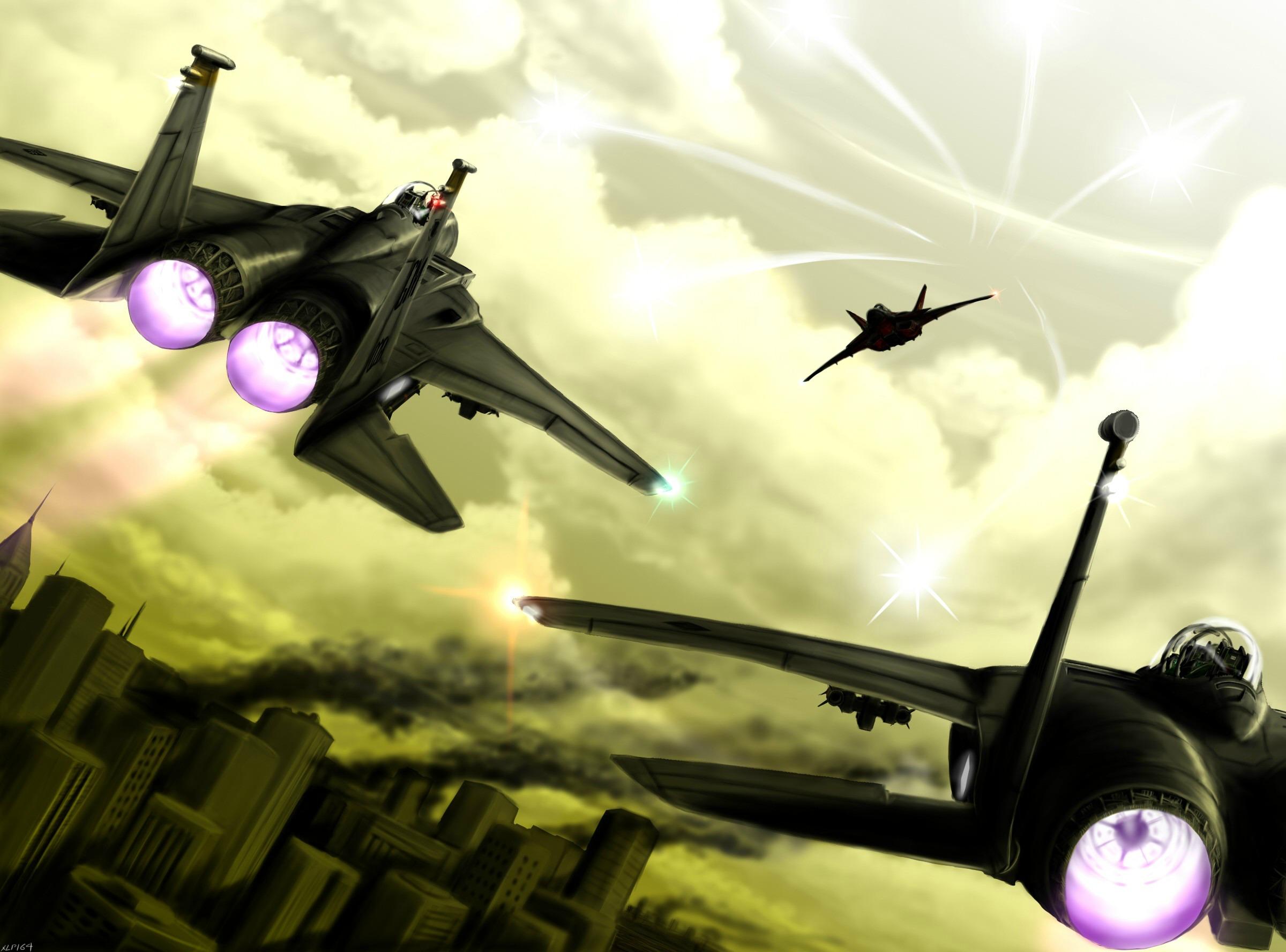 Ace Combat Computer Wallpapers, Desktop Backgrounds