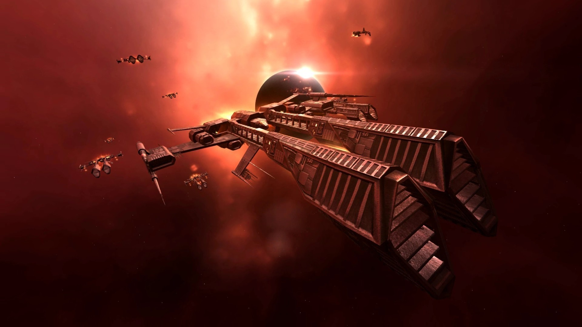 EVE Online Full HD Wallpaper And Background Image
