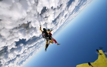 Sports - Skydiving Wallpapers and Backgrounds ID : 174002