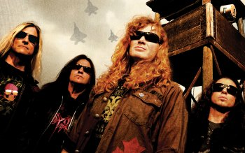 Music - Megadeth Wallpapers and Backgrounds ID : 174122