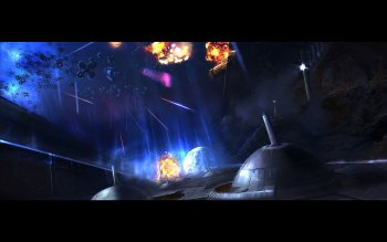 Sci Fi - Battle Wallpapers and Backgrounds ID : 174202