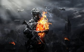 Video Game - Battlefield 3 Wallpapers and Backgrounds ID : 174532
