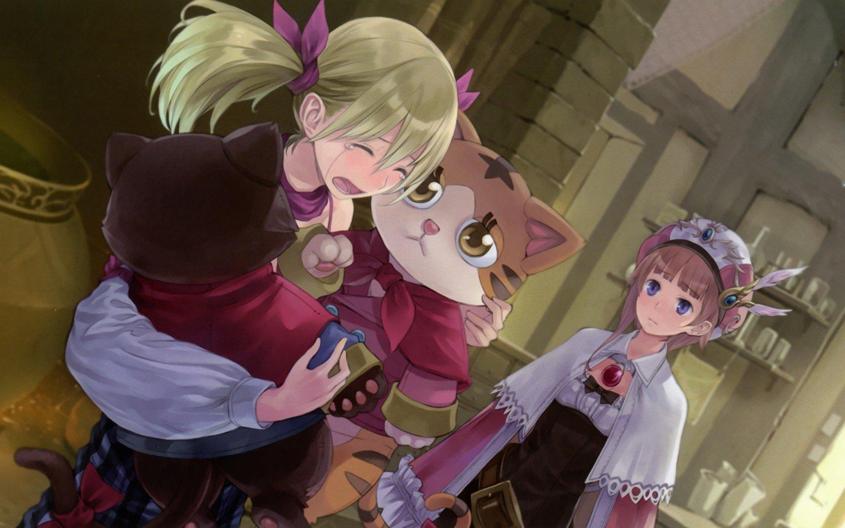 Anime - Atelier Totori  Wallpaper