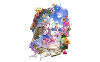 Anime - Atelier Totori Wallpapers and Backgrounds ID : 175310