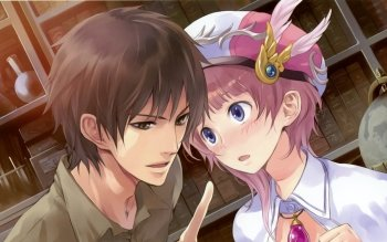 Anime - Atelier Totori Wallpapers and Backgrounds ID : 175360