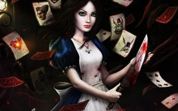 Video Game - Alice Madness Returns Wallpapers and Backgrounds ID : 175512