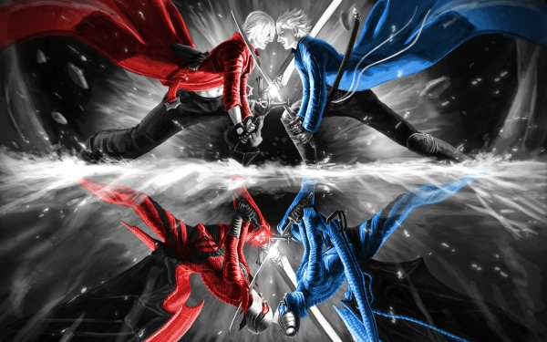 Video Game Devil May Cry 3: Dante's Awakening Devil May Cry HD Wallpaper   Background Image