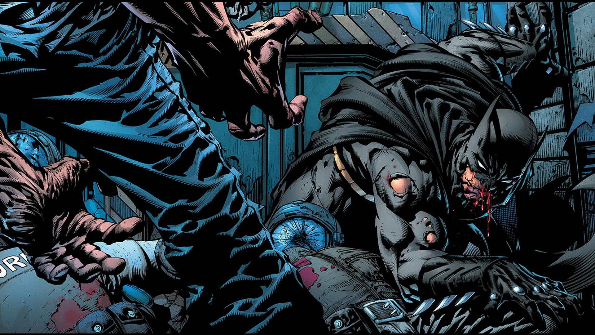 Обои на рабочий стол dc comics 5