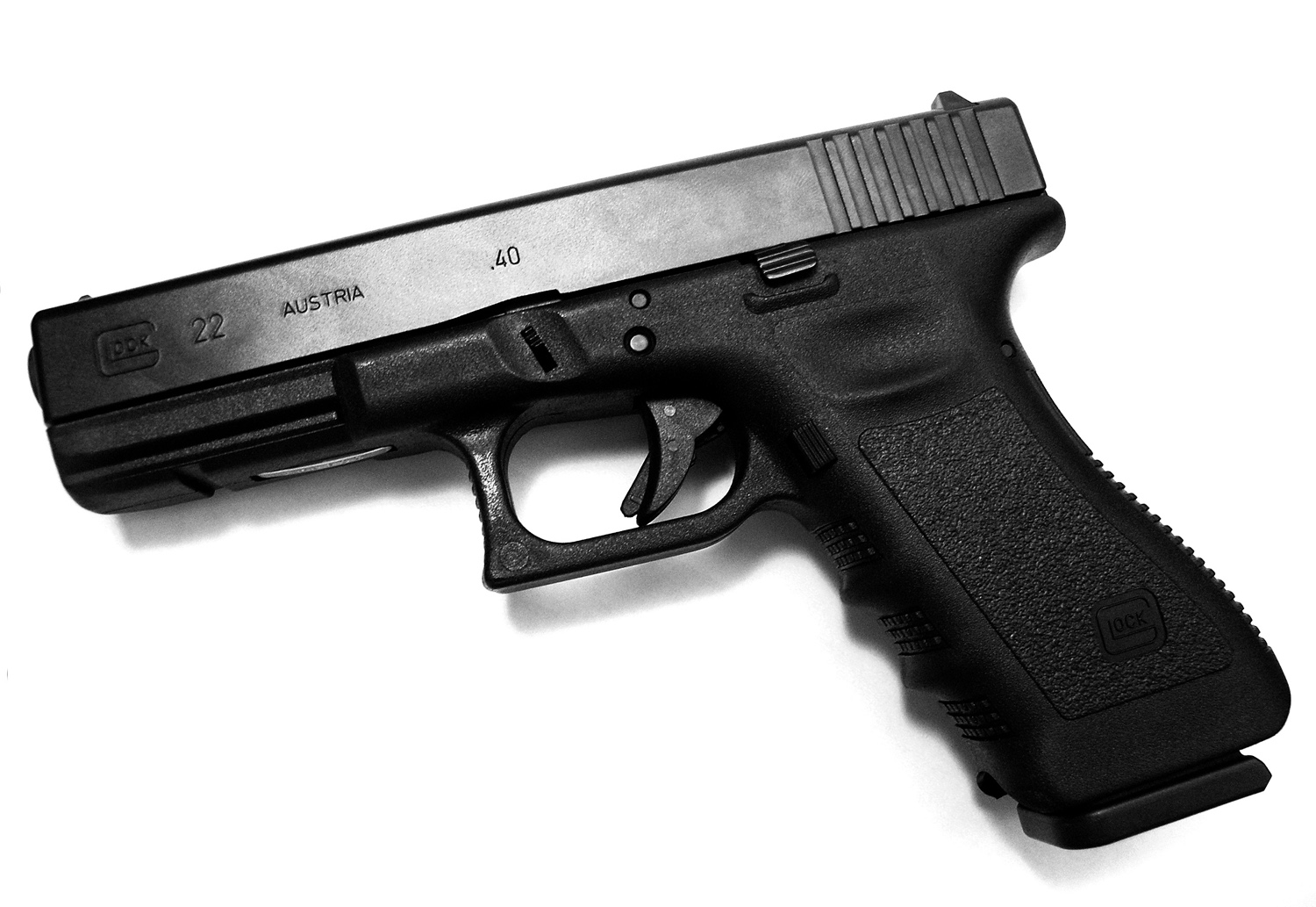 glock 22 40sw wallpaper and background 1500x1033 id