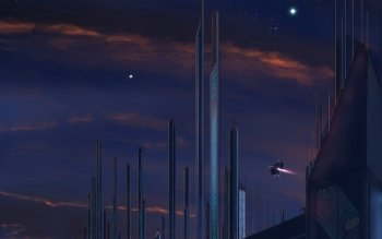 Science-Fiction - Großstadt Wallpapers and Backgrounds ID : 176212