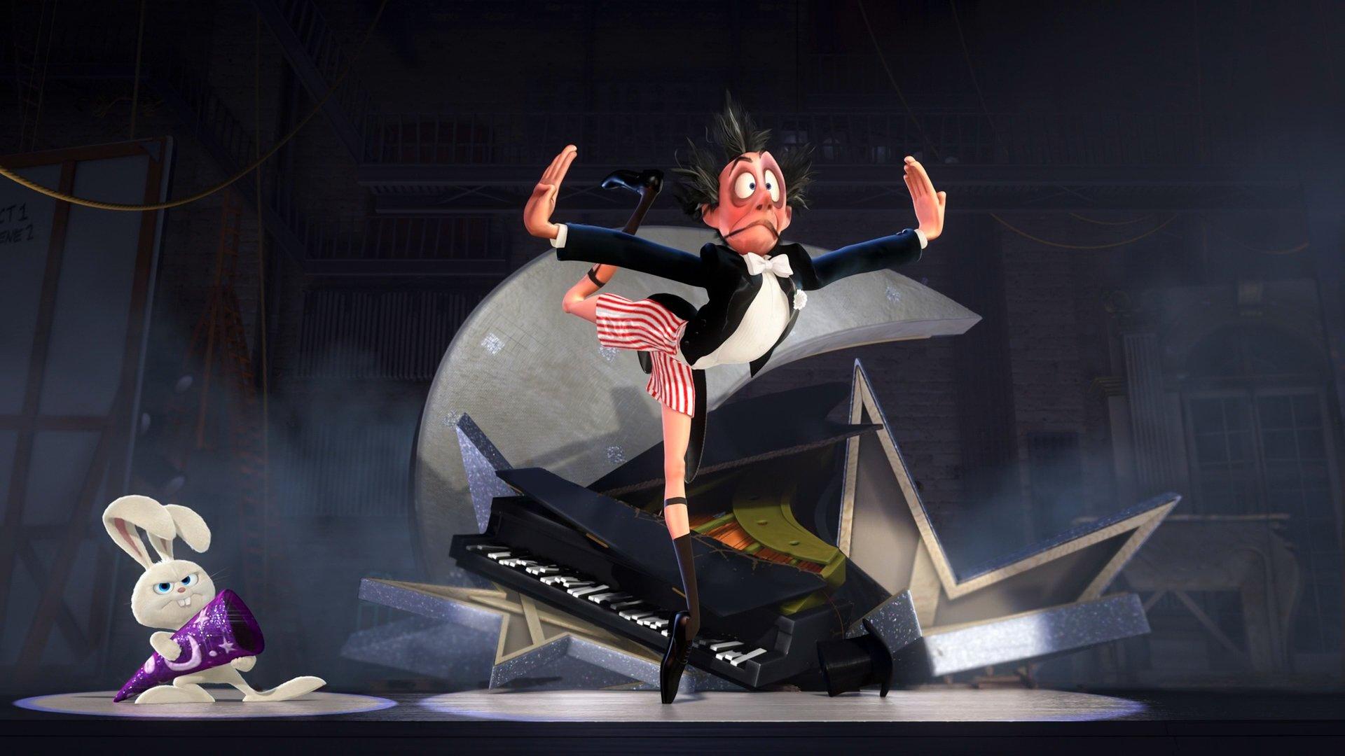 Cartoon - Pixar  Wallpaper