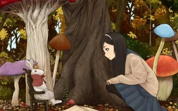 Anime - Alice In Wonderland Wallpapers and Backgrounds ID : 177200