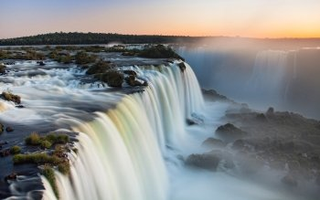Earth - Waterfall Wallpapers and Backgrounds ID : 177410
