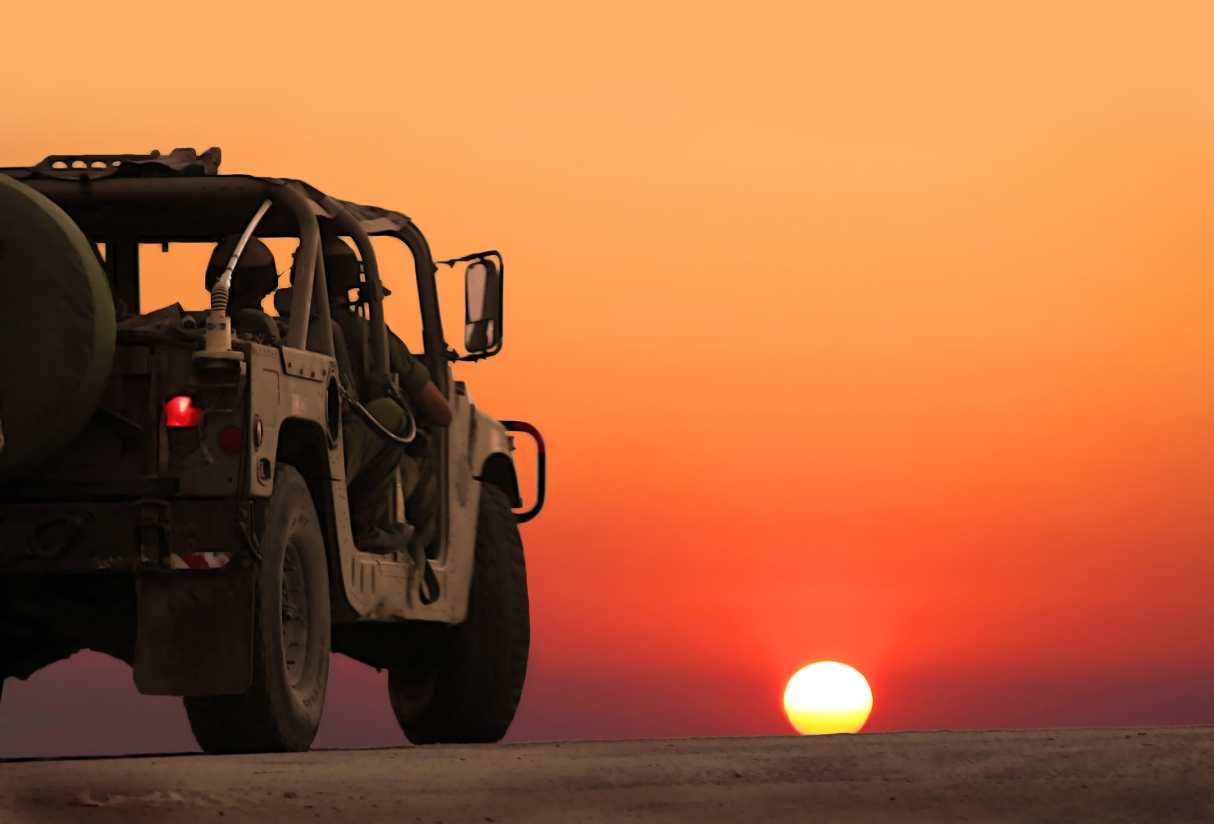 Military - Vehicle Wallpaper