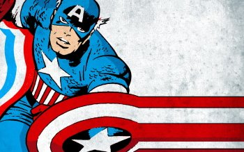 Comics - Captain America Wallpapers and Backgrounds ID : 178292