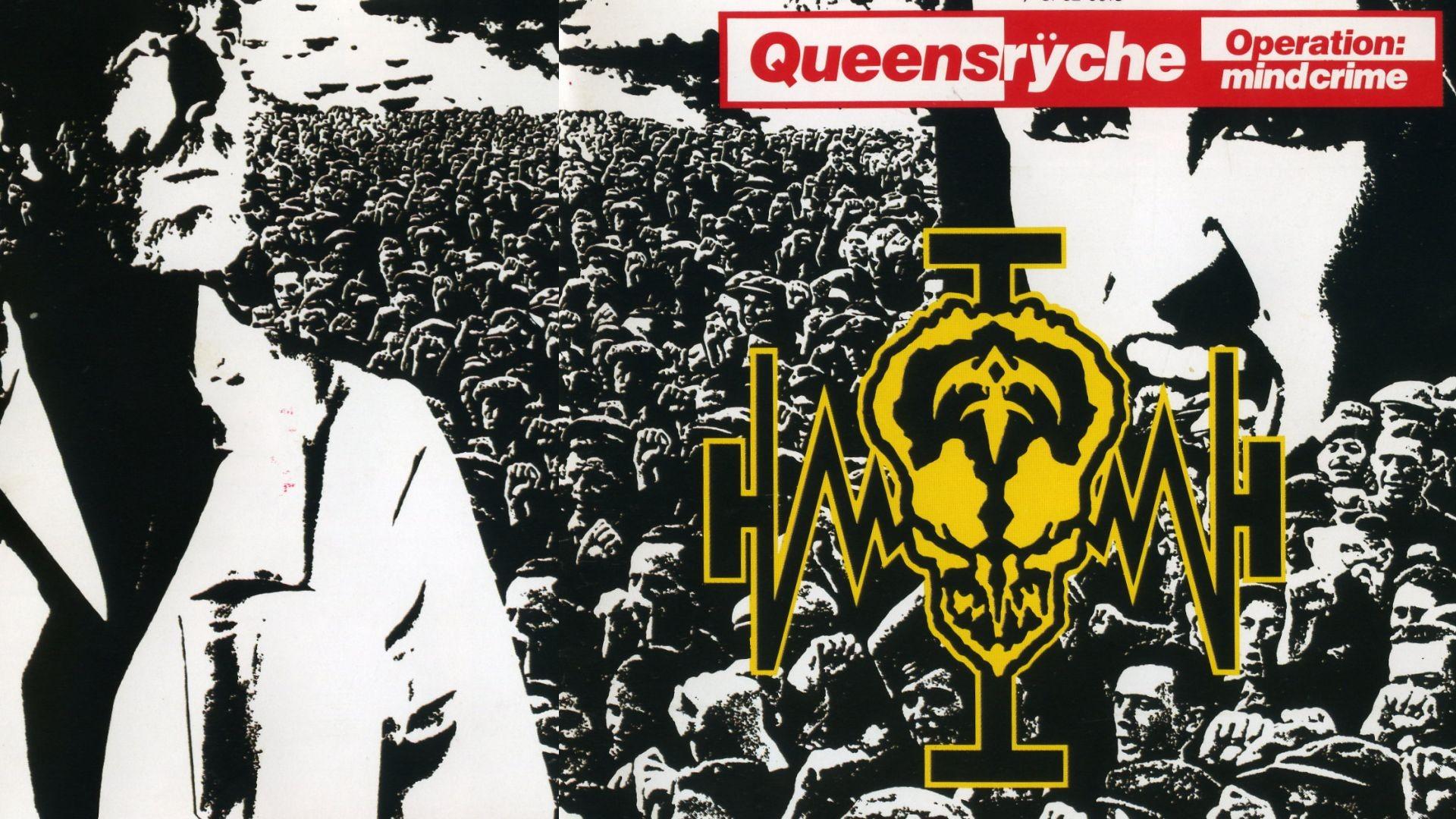 Queensryche Logo Wallpaper Queensryche Ope...