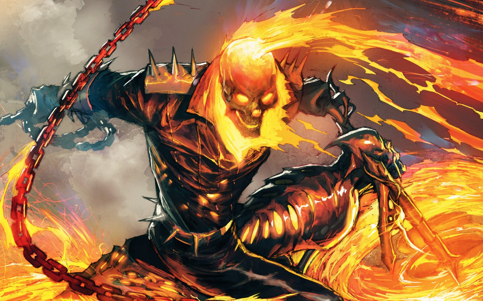 Ghost Rider · HD Wallpaper | Background Image ID:179372