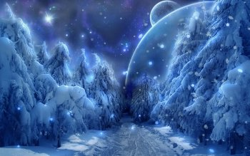 Artistisk - Winter Wallpapers and Backgrounds ID : 179000