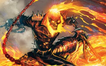 Comics - Ghost Rider Wallpapers and Backgrounds ID : 179372