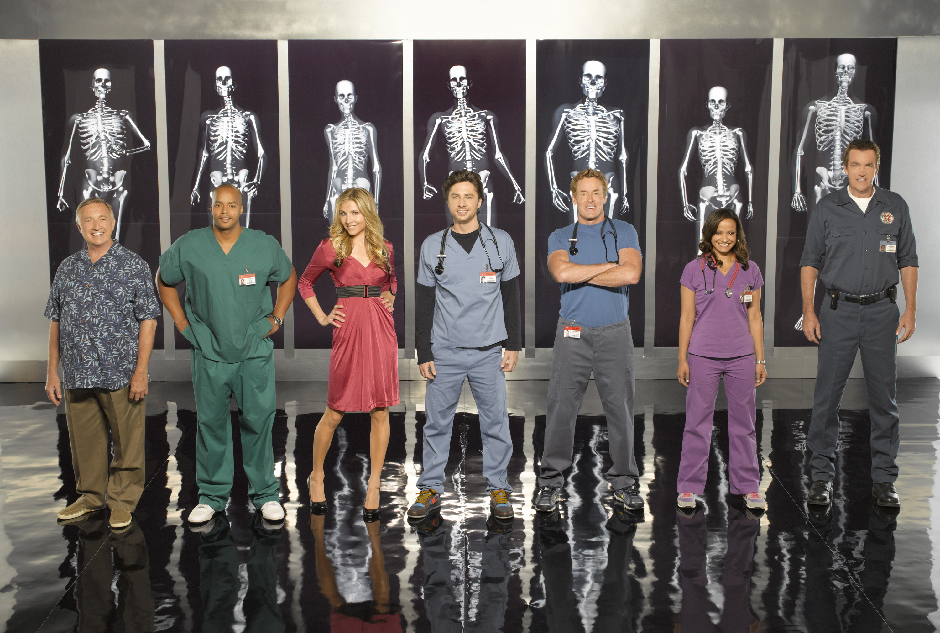 Scrubs full hd wallpaper and background image 3000x2019 for Craft shows on tv