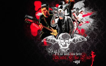 Music - Avenged Sevenfold Wallpapers and Backgrounds ID : 180050