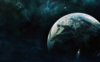 Science Fiction - Planet Wallpapers and Backgrounds ID : 180540