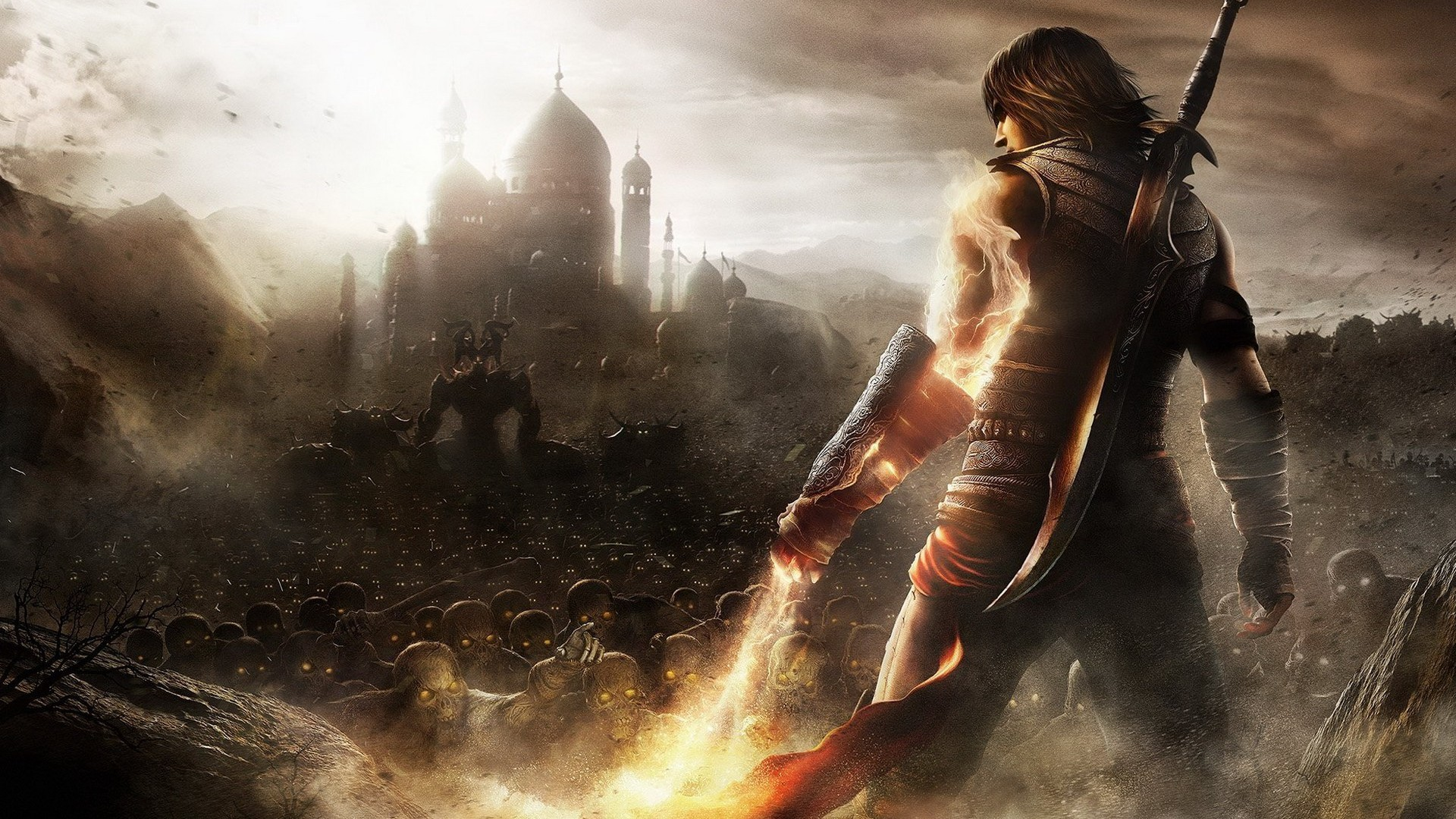 Video Game - Prince Of Persia: The Forgotten Sands  Bakgrund