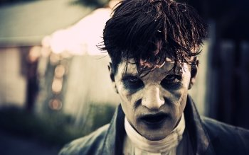 Dark - Zombie Wallpapers and Backgrounds ID : 182750