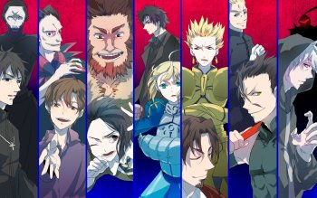 Anime - Fate/zero Wallpapers and Backgrounds ID : 182800
