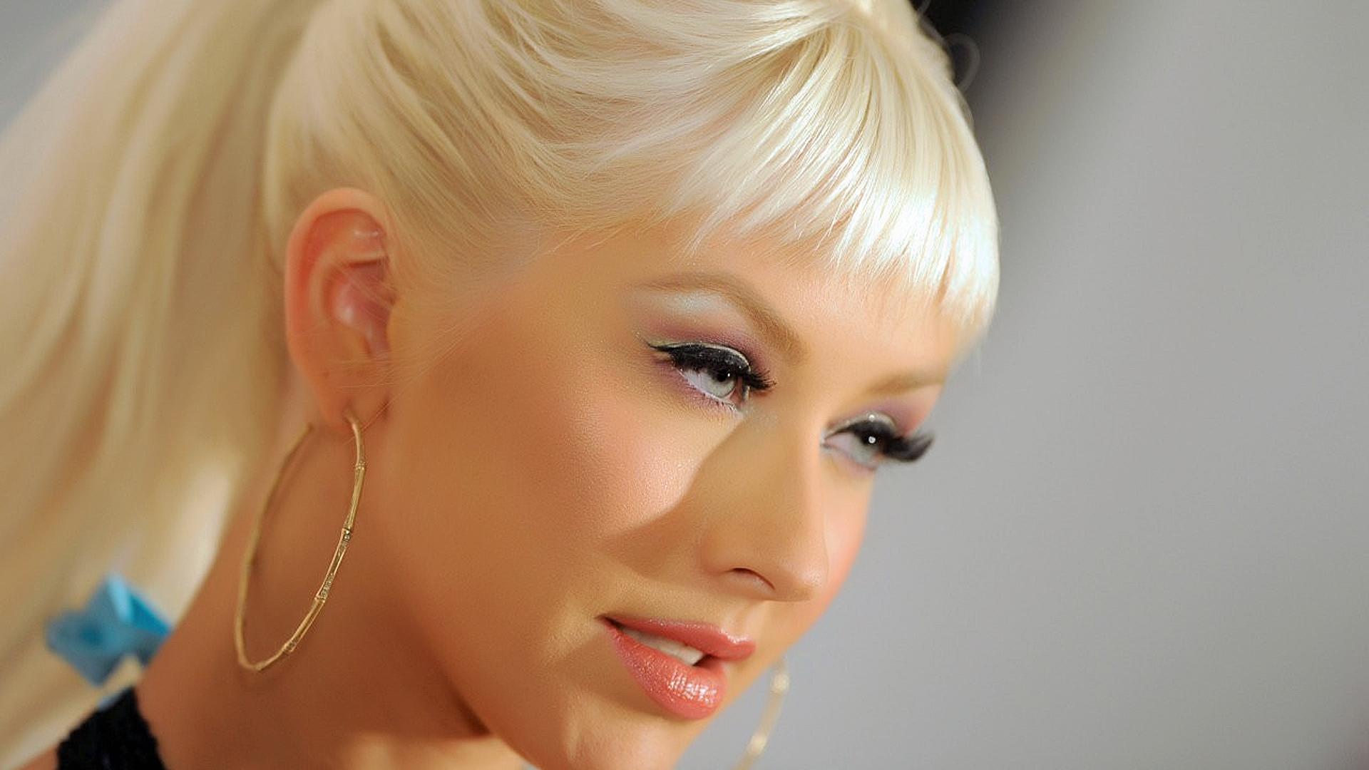 Christina Aguilera Hd Wallpaper Background Image 1920x1080 Id