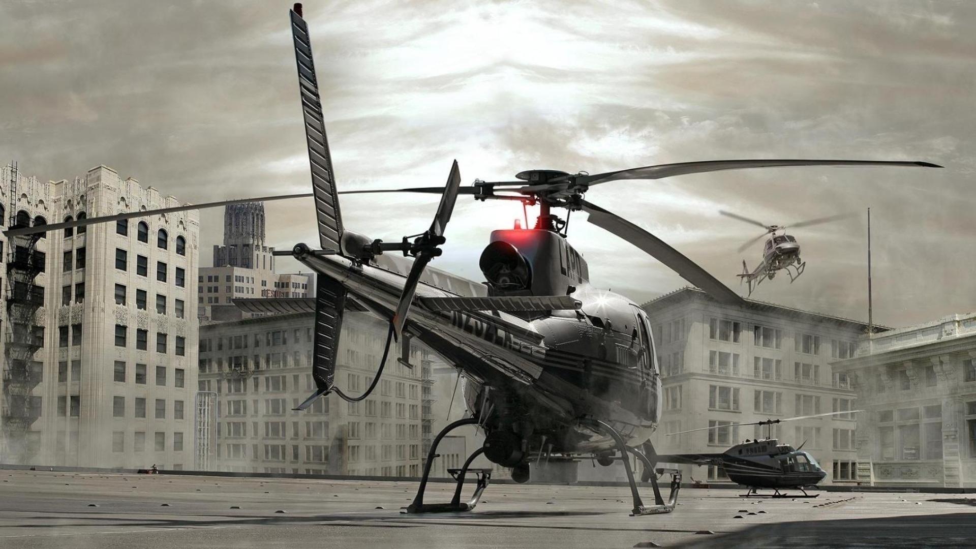 helicopter wallpaper hd desktop - photo #49