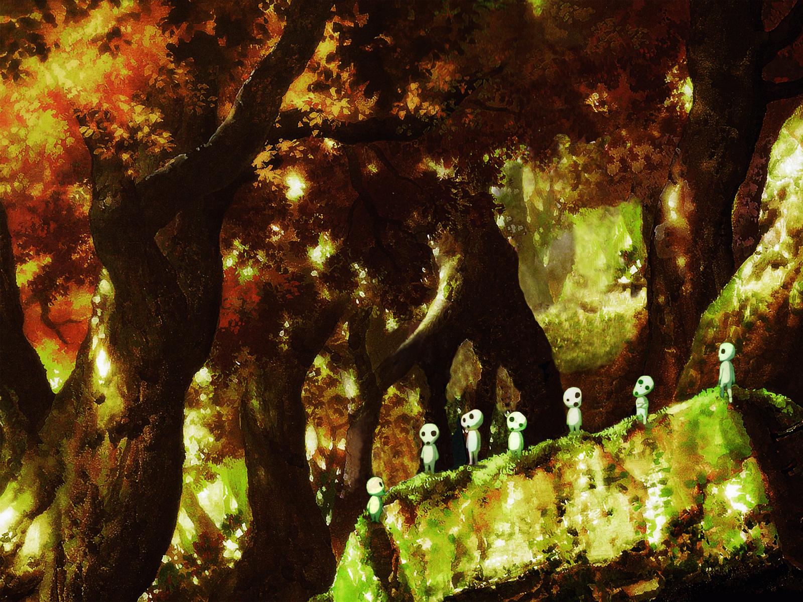 Princess mononoke wallpaper and background image - Mononoke anime wallpaper ...