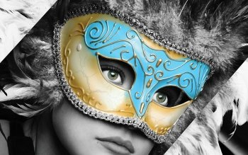 Photography - Mask Wallpapers and Backgrounds ID : 185032