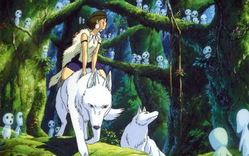 Movie - Princess Mononoke Wallpapers and Backgrounds ID : 185692