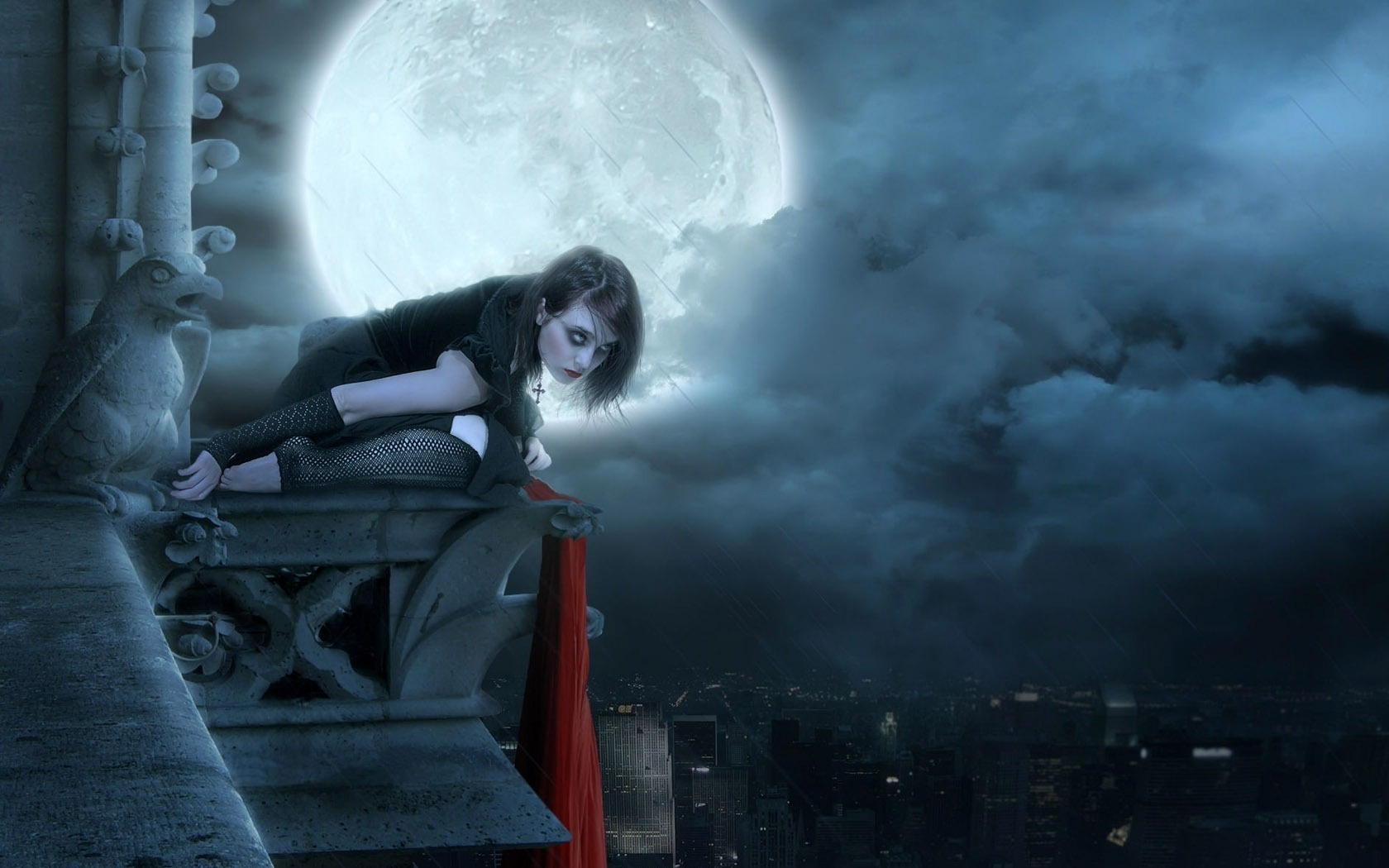Vampire Wallpaper and Background Image | 1680x1050 | ID:186010 - Wallpaper Abyss