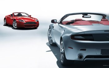 Vehicles - Aston Martin V8 Vantage Wallpapers and Backgrounds ID : 186350