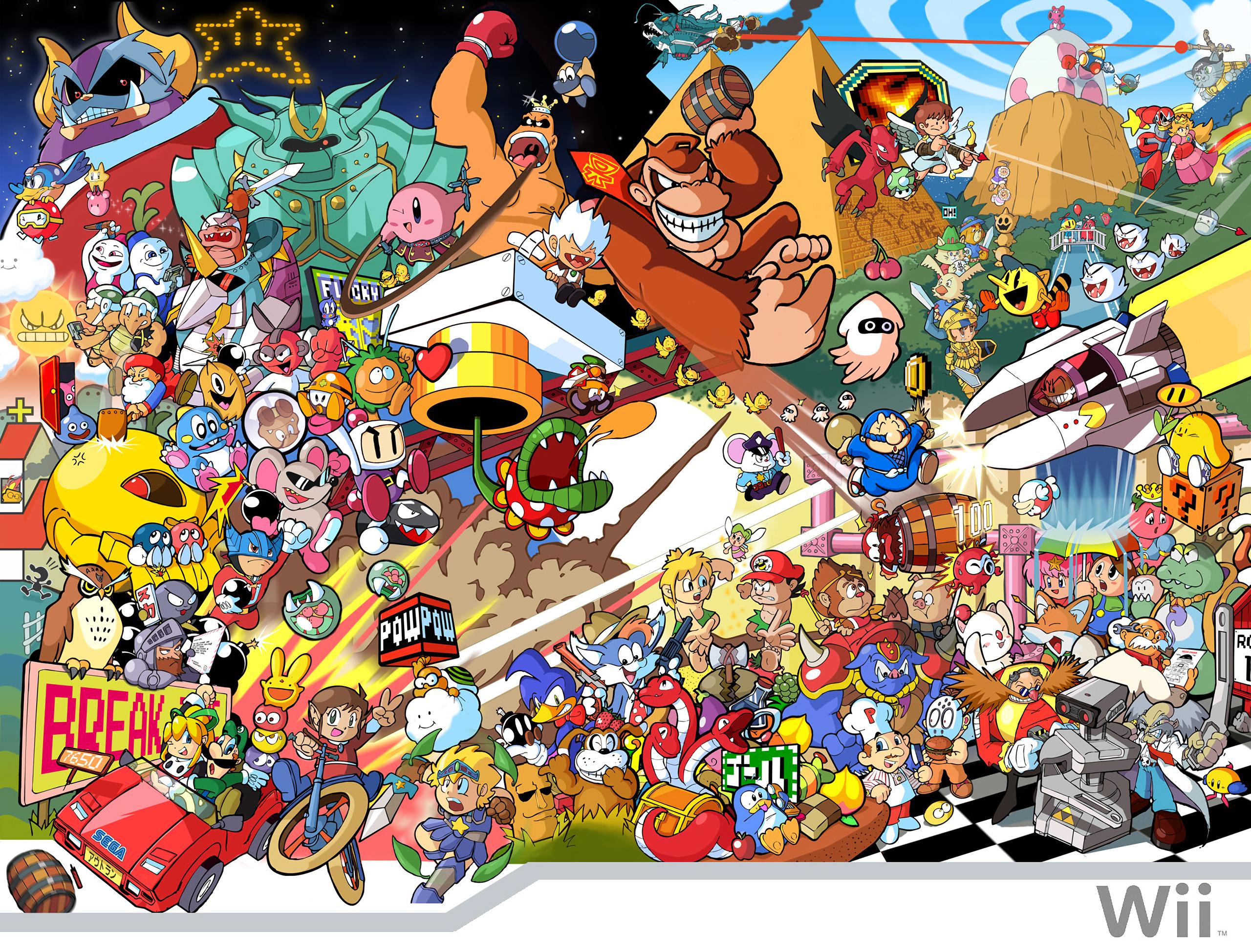 Nintendo hd wallpaper background image 2560x1950 id - Nes wallpaper ...