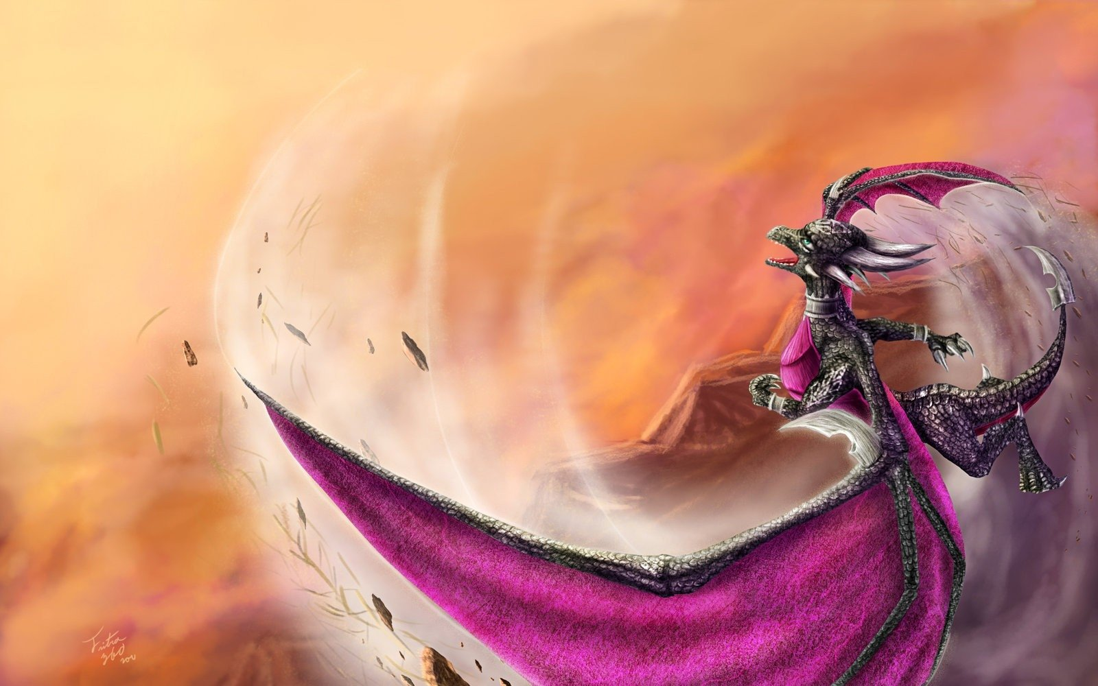 5 Cynder Spyro Hd Wallpapers Background Images Wallpaper Abyss