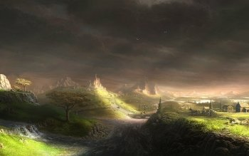 Fantasy - Landscape Wallpapers and Backgrounds ID : 188140