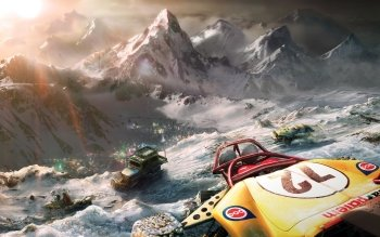 Video Game - Motorstorm Wallpapers and Backgrounds ID : 188642