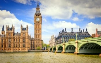 Man Made - Big Ben Wallpapers and Backgrounds ID : 189202