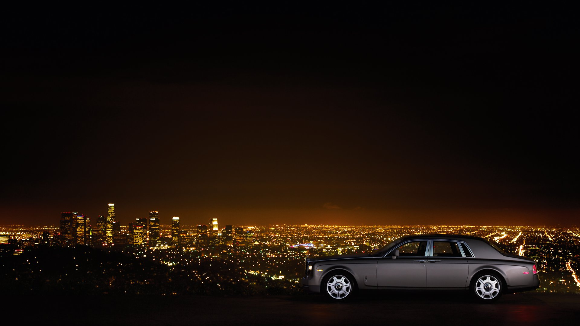 Background Car Hd Wallpapers Cities: Rolls-Royce Full HD Wallpaper And Background Image