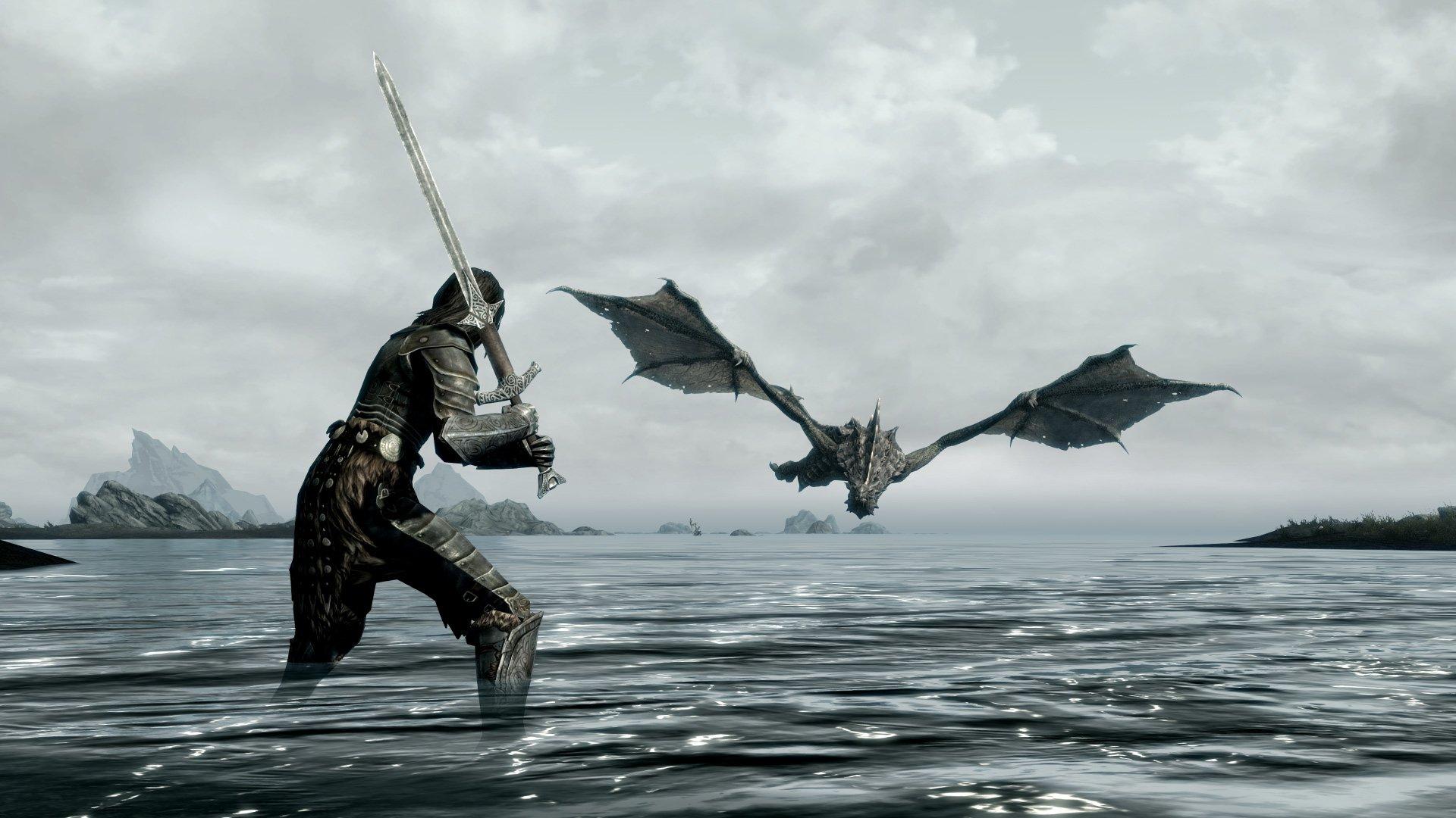 Video Game - The Elder Scrolls V: Skyrim  Wallpaper