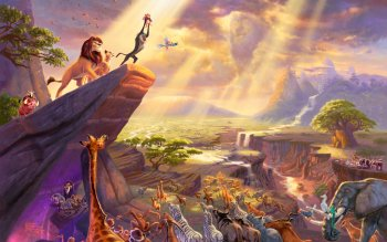 Films - The Lion King Wallpapers and Backgrounds ID : 190432
