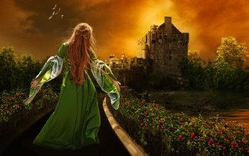 Fantasy - Women Wallpapers and Backgrounds ID : 191202