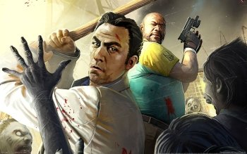 Gry Wideo - Left 4 Dead 2 Wallpapers and Backgrounds ID : 191650