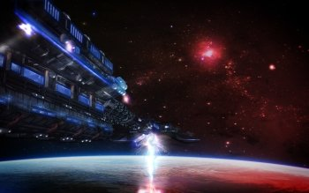 Sci Fi - Spaceship Wallpapers and Backgrounds ID : 191670