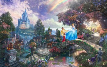 Movie - Cinderella Wallpapers and Backgrounds ID : 192682