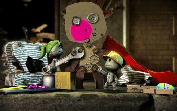 Cartoon - Littlebigplanet Wallpapers and Backgrounds ID : 192800