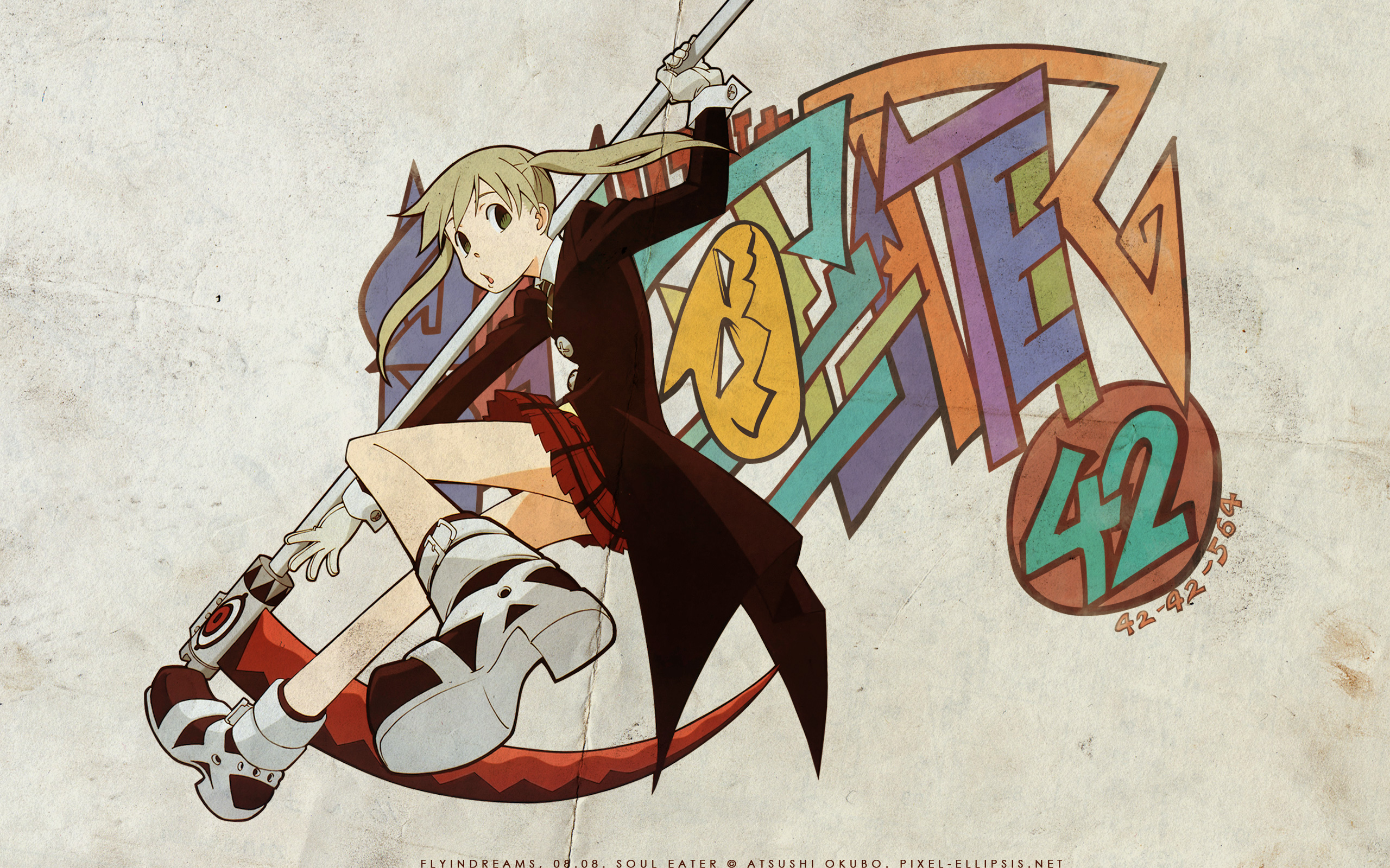 Soul Eater HD Wallpaper | Background Image | 2560x1600 ...